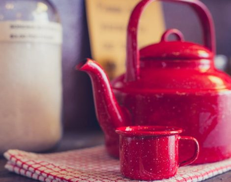 George Orwell's 11 golden rules for making tea