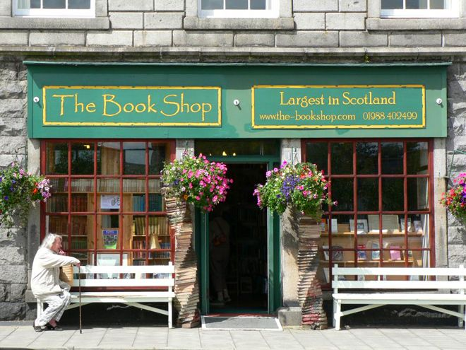 Scottish and snide and highly entertaining: The Diary of a Bookseller
