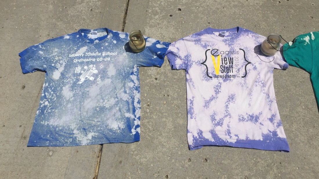 acid wash t-shirts