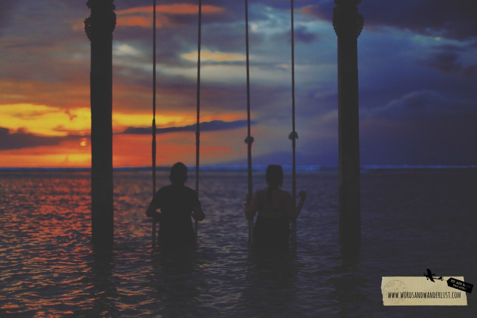 Happily Married Traveling Solo - Gili Indonesia