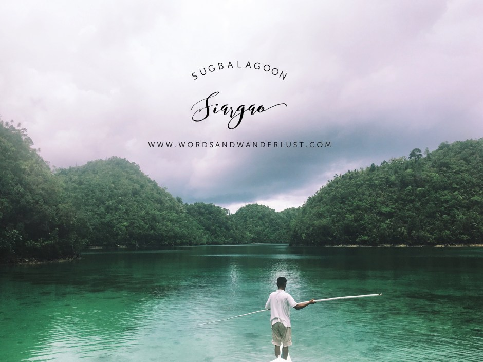 Siargao Travel Guide | Words and Wanderlust