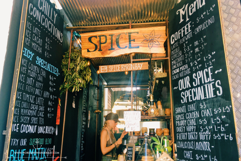 Spice Byron Bay - Words and Wanderlust