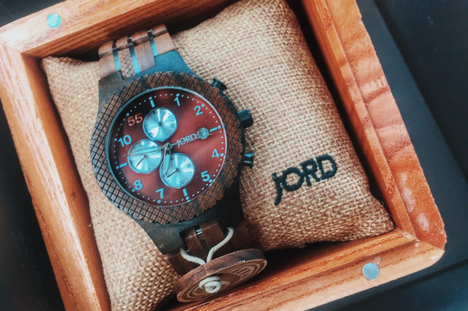 Jord Watch | Words and Wanderlust | Product