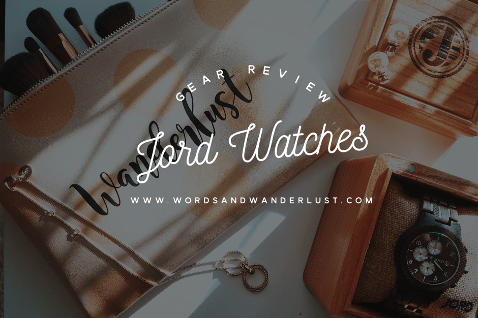Gear Review | Jord Watches in Sydney Winter