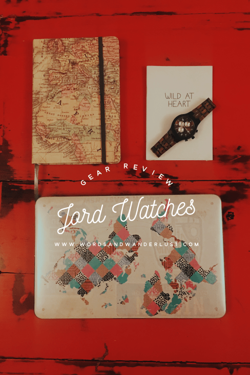 Jord Watch | Words and Wanderlust | Pinterest