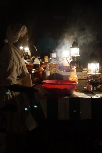 Night Market, Forodhani Gardens.