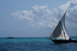 Dhow.