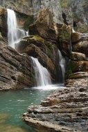 Cave Creek waterfalls
