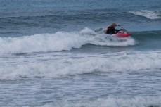 Carl surf kayaking, forward