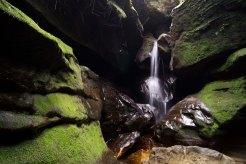 Geronimo, waterfall