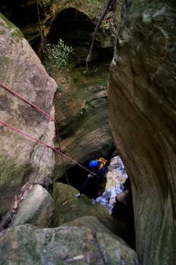 Pipeline abseil
