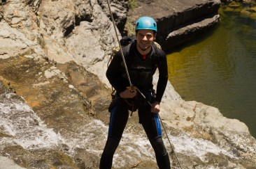 Second Abseil, Bungonia