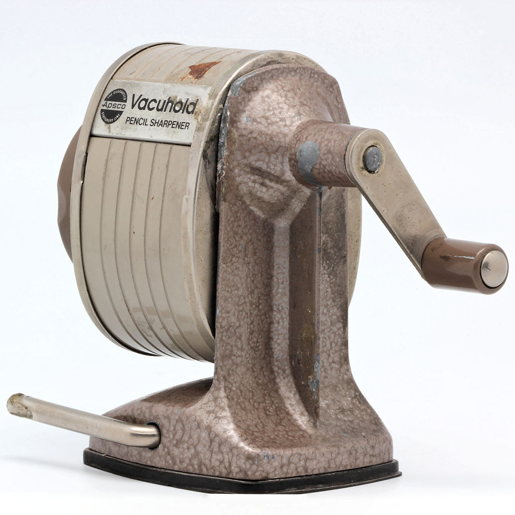 Pencil Sharpener Wikimedia