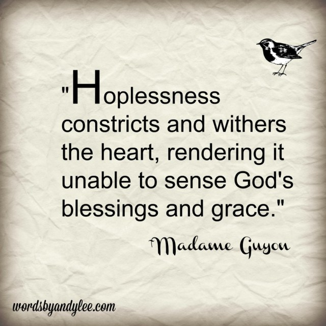Madame Guyon Hope