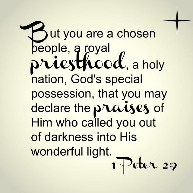Royal Priesthood