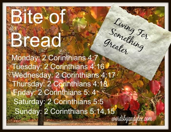 Bite of Bread Living for greater