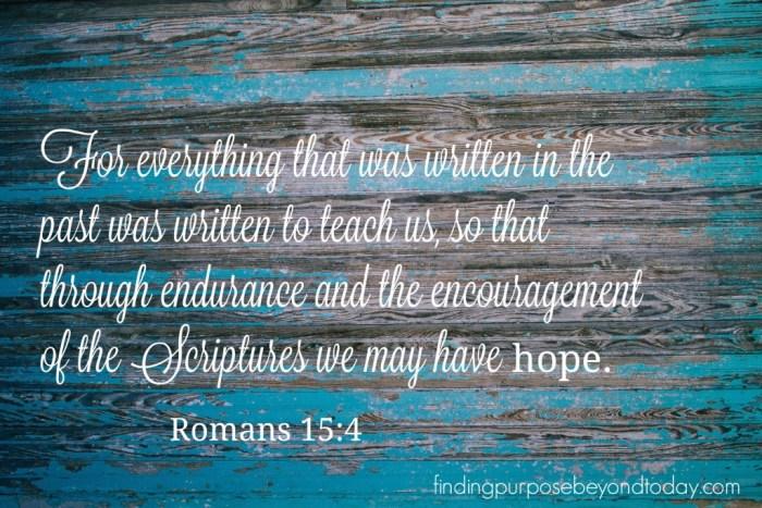 Romans 15-4