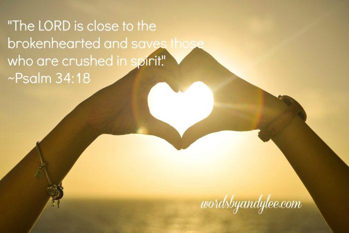 Psalm 34-18