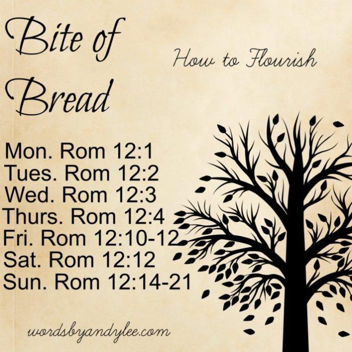 Bite of Bread Flourish