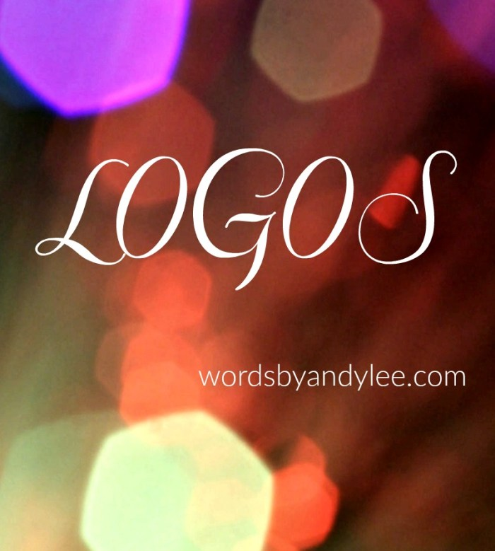 The Birth of The Word: Logos in Flesh #WordWednesday