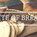 Attributes of God (Part 1) #BiteofBread