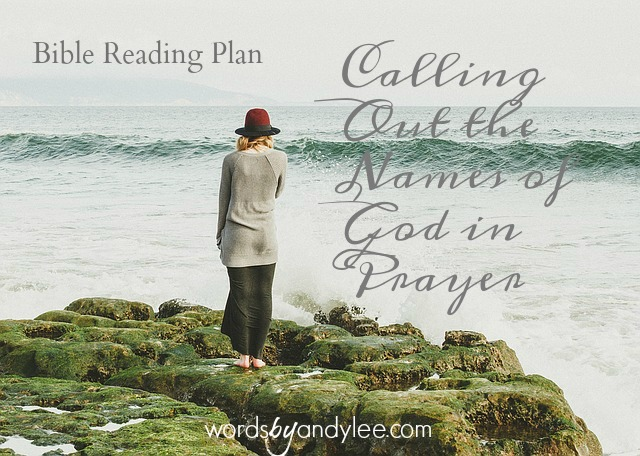 Using the Ancient Names of God in Prayer