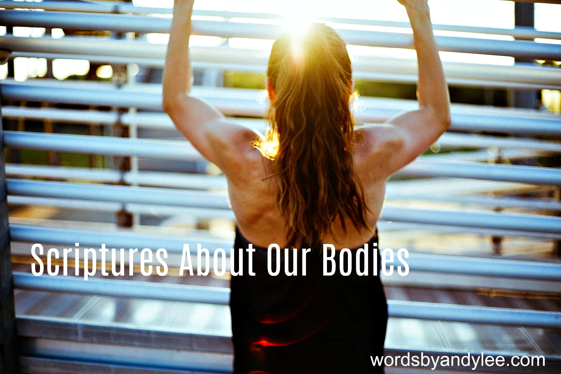 The Right Body Image {Bible Reading Plan}