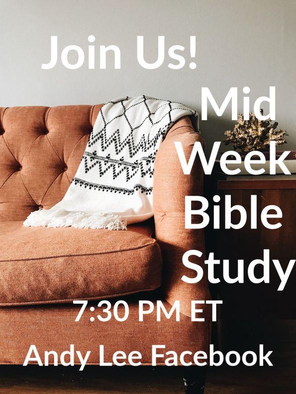 mid week bible study online