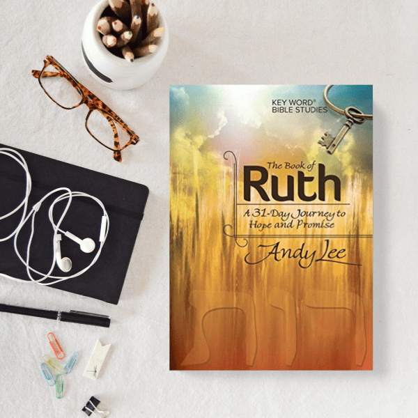 Book or Ruth Bible study