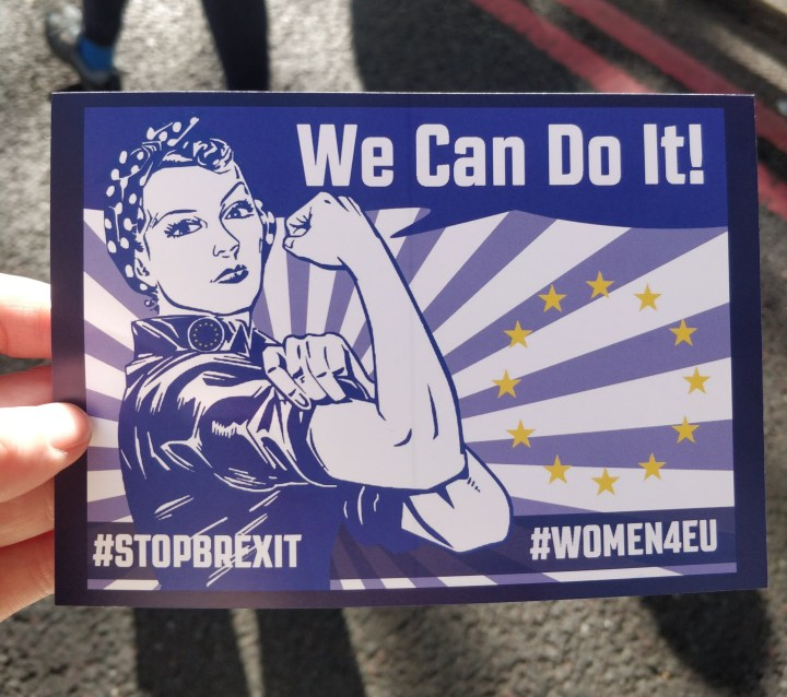 Image of postcard: We Can Do It!