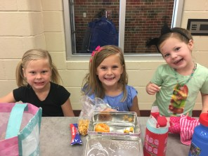 Lunch at school