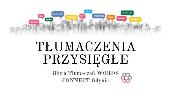 Tłumaczenia przysięgłe w Gdyni