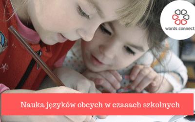 Motywacja dzieci do nauki języków obcych