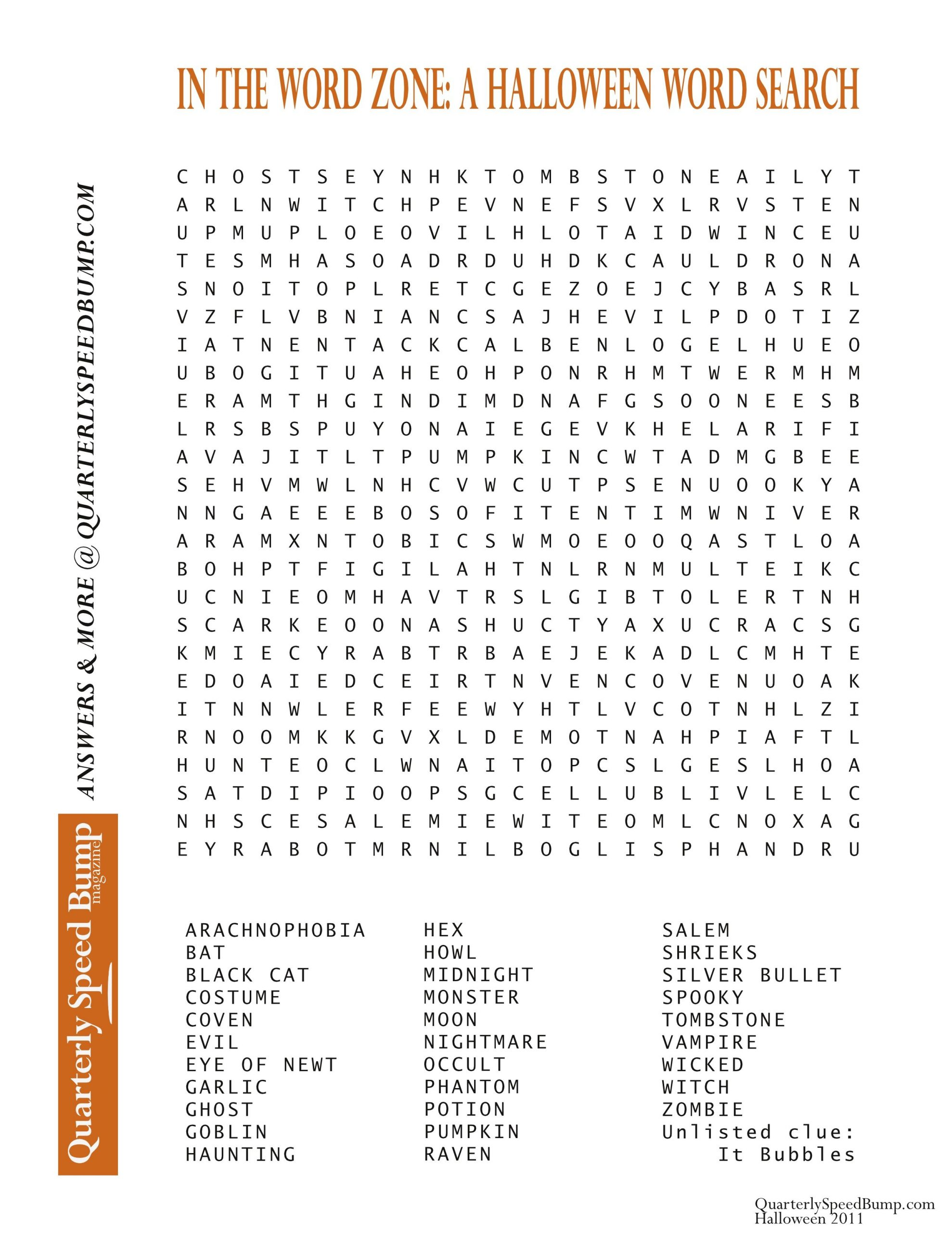 Free Word Search Printable For Adults