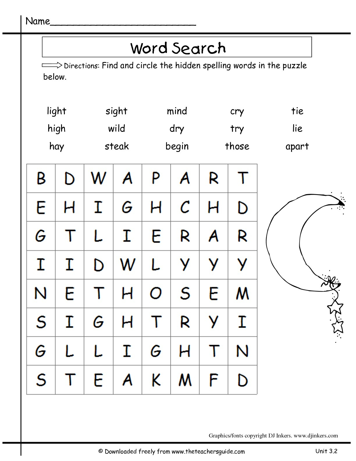 Verb Worksheet For 2nd Graders