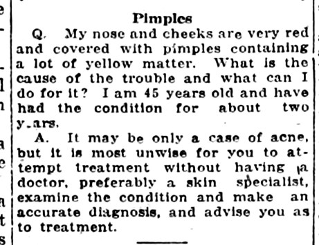 Ask Doctor Uncle Sam - May 04, 1920