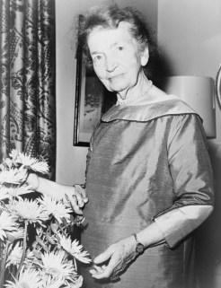 Margaret Sanger in 1961