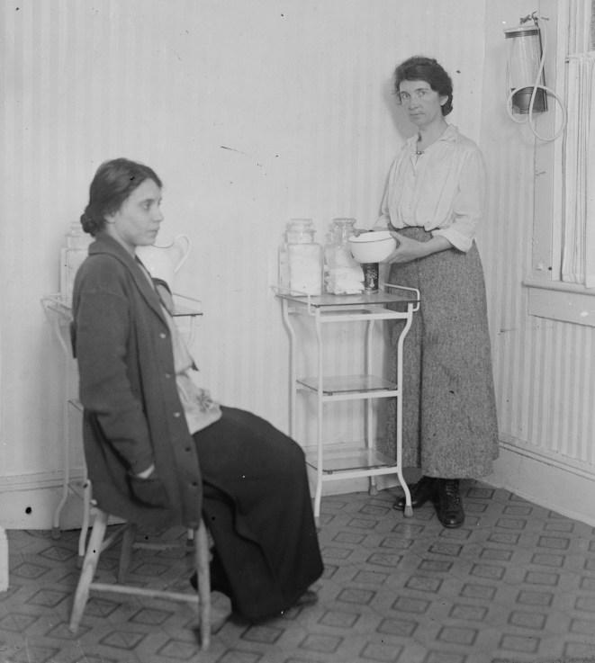 Margaret Sanger's Clinic