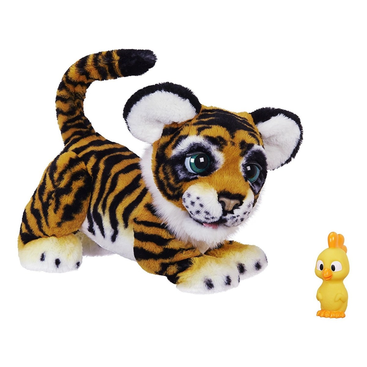Product Review: FurReal Tiger Roarin' Tyler, the playful Tiger