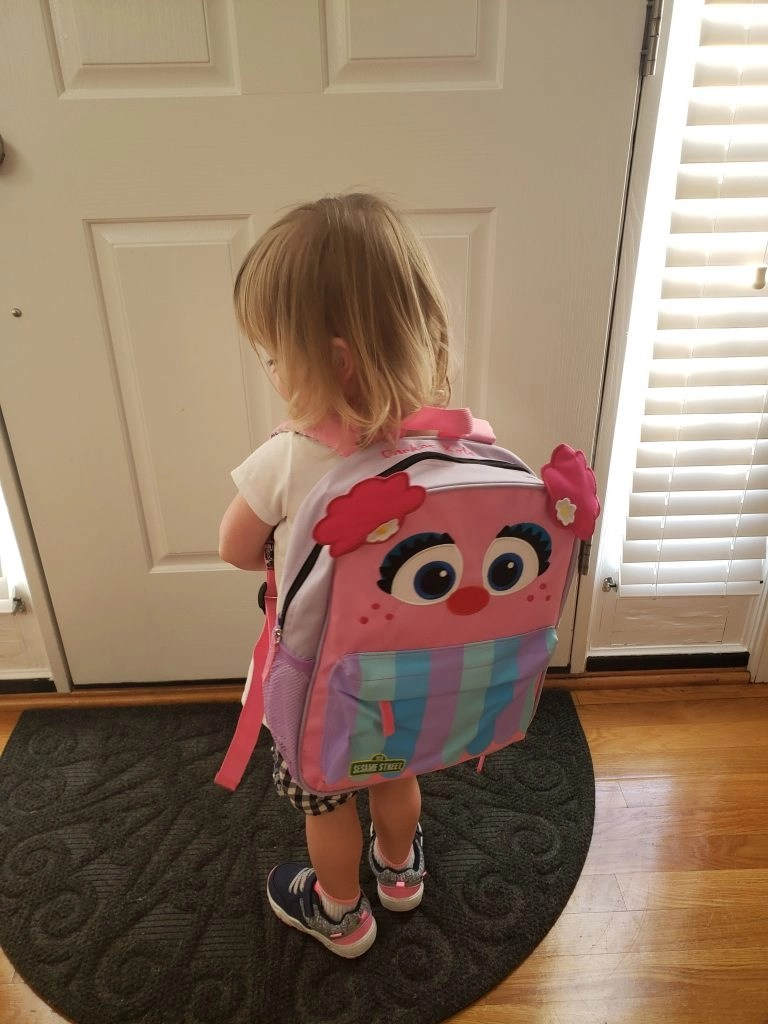 Abby Cadabby Backpack