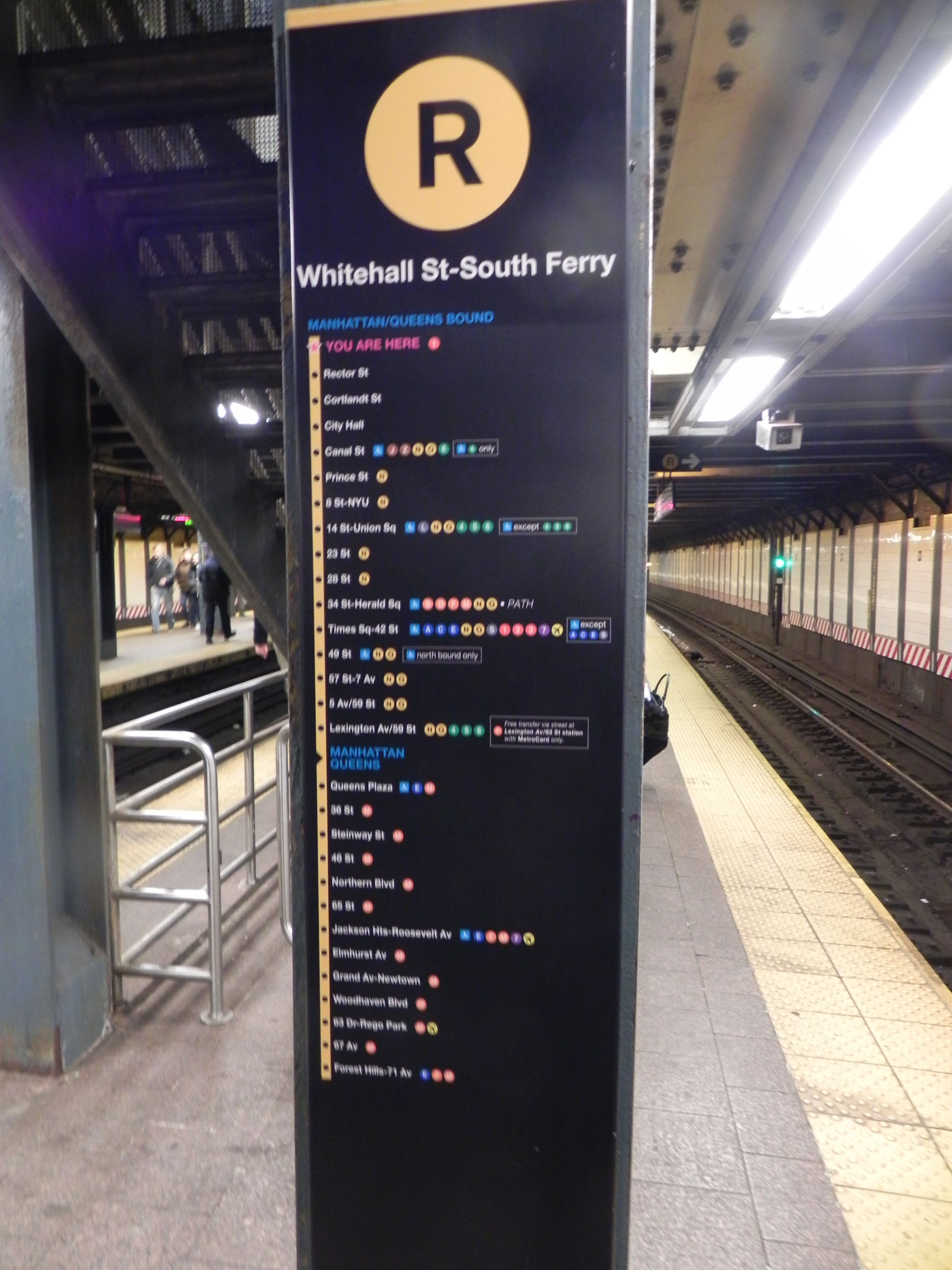 """The """"R""""Train"""