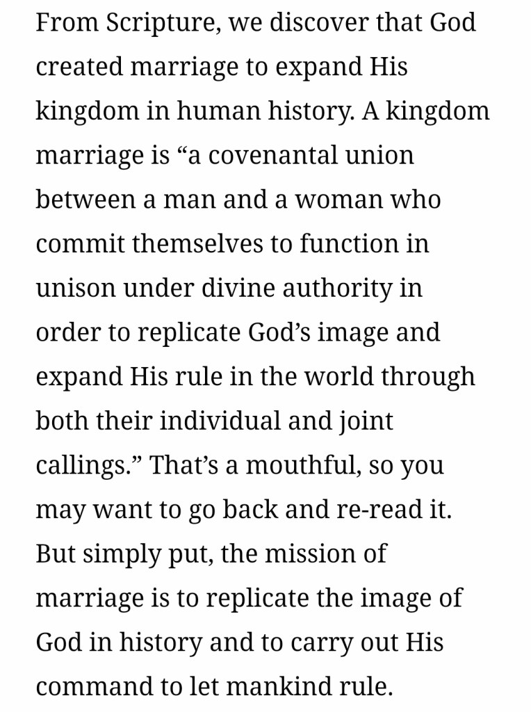 marriage, kingdom marriage, vows