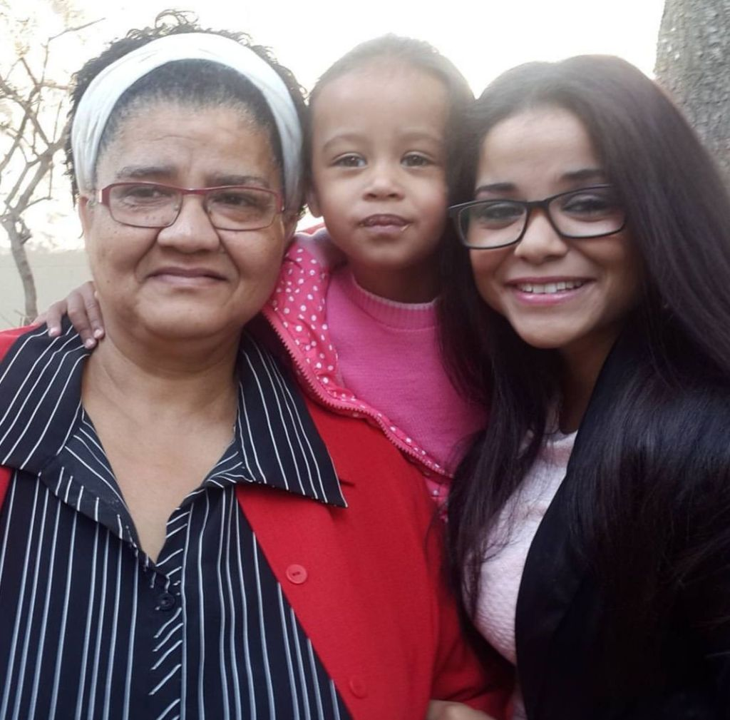 mother, grandmothr, daughter, mother's day