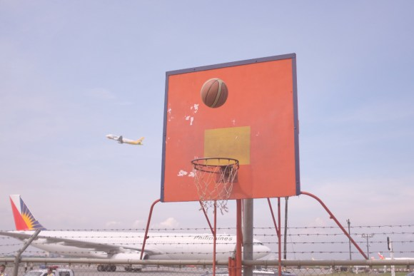 Basketball courts in Manila