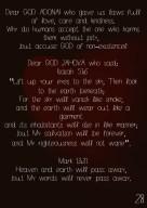 28 Dear GOD 4-2017