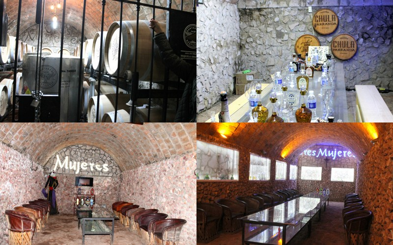 Tequila Tasting Rooms