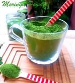 How to make Moringa Powder at Home