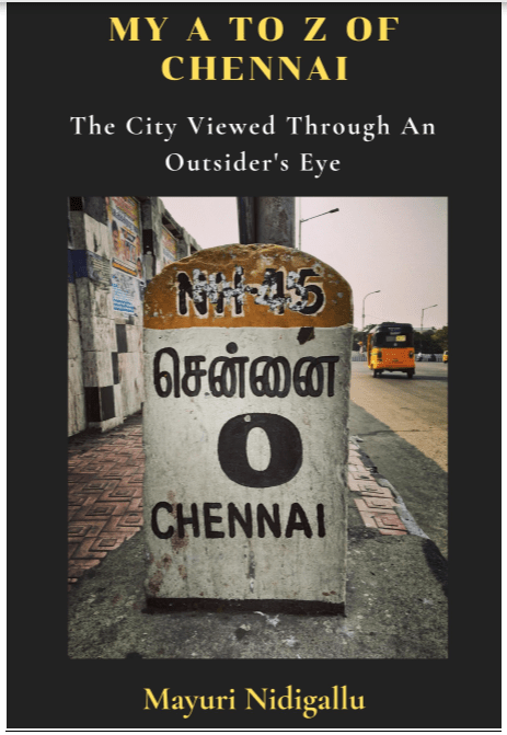 Review of My A to Z of Chennai: The City Viewed through an Outsider's Eye
