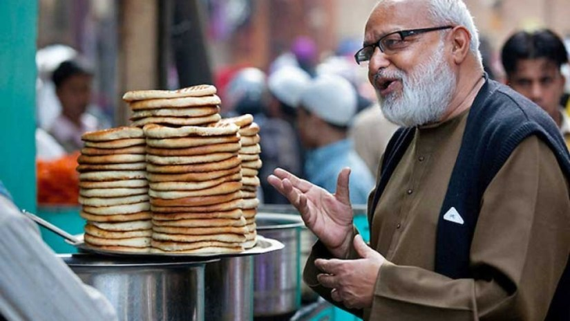Dr.Pushpesh Pant The Times Temple Food Trail