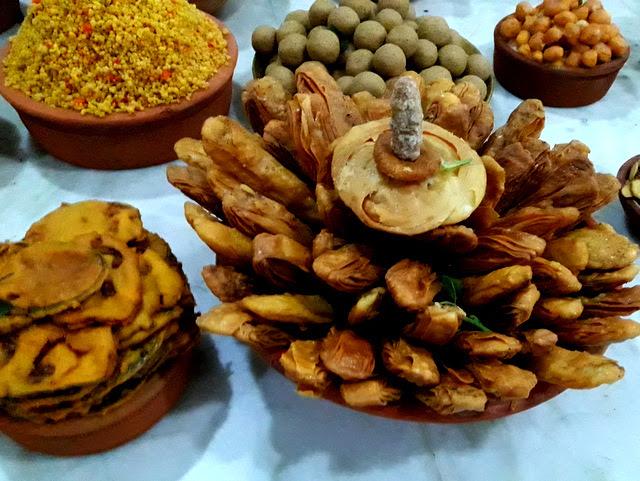 The Times Temple Food Trail #Bharatkazaika Chappan Bhog